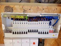 Electrician qualified , cover all Glasgow areas,