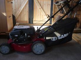 Sanli Petrol Lawnmower