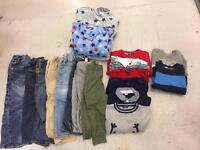 2x Clothes Bundles aged 2-3 years