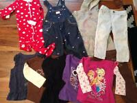 Baby Girl Clothes. Size 18-24 months + 2t
