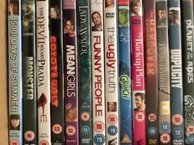 I sell various original DVDs
