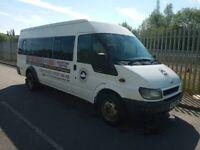Ford, TRANSIT, Minibus, 2004, 2402 (cc)