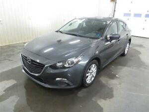 2014 Mazda MAZDA3 SPORT GS-SKY HATCHBACK, HEATED SEATS!