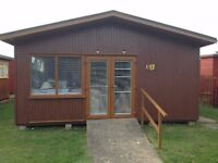 Mablethorpe Chalet sleeps 6 two bedrooms 10 mins walk from Blue Flag Beach Sep & Oct