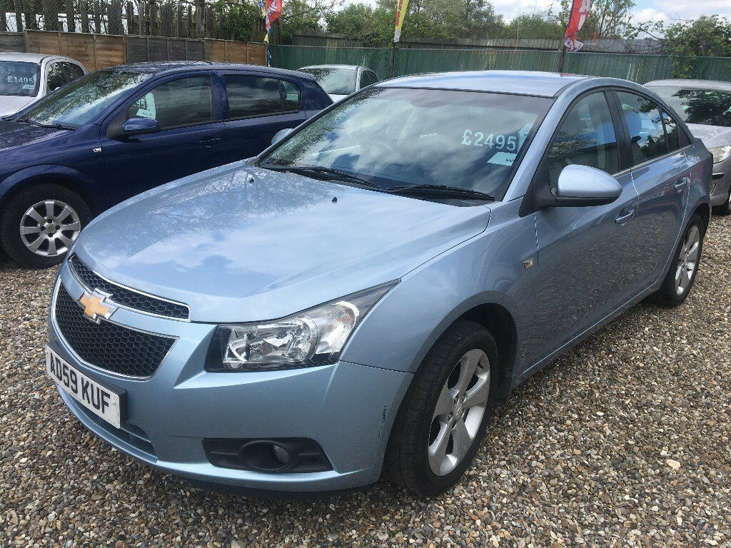 Chevrolet Cruze 1 8cc Aylsham Road Affordable Cars In Norwich