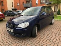 Volkswagen Polo 1.4 Match 5dr (56) 2006 Automatic