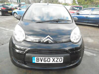 Citroen C1 1.0 i VT 5dr 2010 (60 reg), Hatchback Manual 998cc £2,425