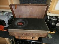 Car amps, JBL Sub and speakers