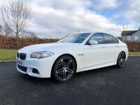 *PRICE DROP* BMW 5 SERIES M SPORT BLUE EFFICIENT DYNAMICS LUXURY PACK