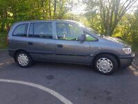 Vauxhall Zafira 1.6 Petrol 7 seats SELL OR SWAP BMW E46 or AUDI A4 B6