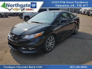 2015 Honda Civic Si, 6 Speed, Sunroof, Heated seats, NAV