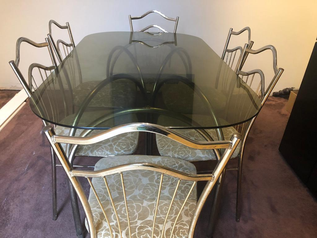 Dining Table With 6 Chairs In Wanstead London Gumtree