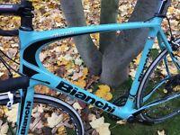 Bianchi Intenso Carbon 105 Road Bike 2015 57Cm XL