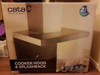 Cooker Hood & Splashback
