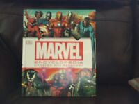 Marvel Encyclopedia excellent condition