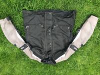 Motorcycle Warm All Weather Armoured Jacket large - Triumph