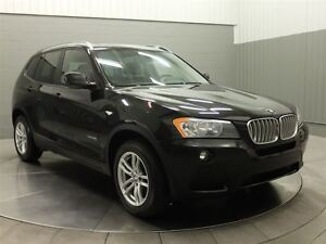 2013 BMW X3 XDRIVE 28I MAGS TOIT PANORAMIQUE CUIR West Island Greater Montréal image 3
