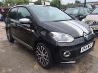 Volkswagen UP! 1.0 Street Up 5dr FREE 1YEAR WARRANTY,NEARLY NEW, FINANCE AVAILABLE, P/X WELCOME