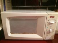 For sale microwave good condition