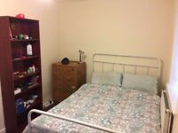 Bedroom available in a 2 bedroom house