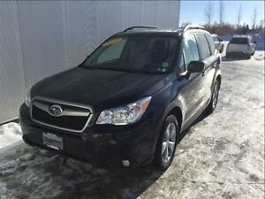 2014 Subaru Forester Limited with Tech pkg