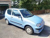Stunning little Fiat Seicento