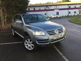 Volkswagen Touareg 2.5 TDI SE, Automatic, Full Service History, Fully Loaded, Excellent Condition