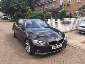 BMW 4 SERIES AUTOMATIC 2.0d 14K MILES 1 OWNER CAT D