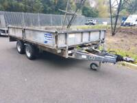 Ifor Williams trailer 12ft drop side