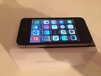 Apple iPhone 4s-16Gb- On O2/giffgaff/Tesco