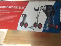 NEW Outboard Motor Trolley