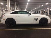 CHRYSLER CROSSFIRE - Rare White - Sports Exhaust - 10 X Months MOT