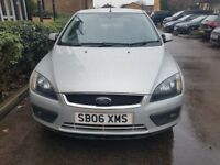 AUTO 2006 FORD FOCUS , 3 DOOR, AIRCON, 3 KEYS, HPI CLEAR, MOT, INSURED AND TAXED, DRIVE AWAY TODAY,