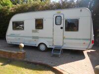 Coachman Amara 500/5 5 Berth year 2000 caravan SOLD