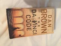 Dan Brown The Da Vinci Code book
