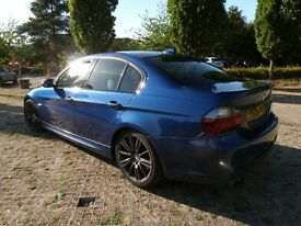 BMW 330 M Sport E90 Fully Loaded Idrive Navigation Leather Top Spec Auto