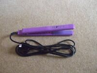 HAIR STRAIGHTENERS/variable temperture. brand new never used/unwanted present.