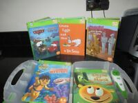 LEAPFROG TAG REDING SYSTEM PLUS CARRY CASE AND GREEN MAGIC PEN