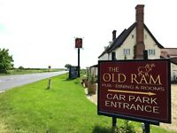 Opportunity for a Junior Sous / Chef de Partie for growing Norfolk Country Inn