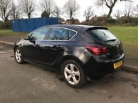 For sale Vauxhall Astra SRI CDTI,MOT'd July 2018,£30 road tax for the year,looks great,FSH,HPI clear