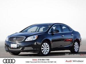 2012 Buick Verano LOCAL TRADE+BLUETOOTH+ALLOYS+SAFETY CERTIFIED