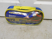 GoodYear Booster Cables 2.2m New
