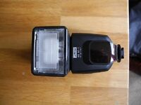 Metz 48 AF-1 TTL flash for NIKON - Good Condition fully working