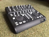 Behringer BCD3000 - barely used/good condition still in box, with all contents + software CD/driver