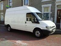 MAN AND VAN,HOUSE MOVES,LIGHT HAULAGE AND DELIVERY SERVICES NATION WIDE.07475619937
