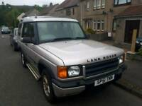 Land rover Discovery TD5 2001 GS