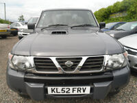 A SELECTION OF 4X4 S AVAILABLE AT BARGAIN MOTORS EDINBURGH FROM 1500 TO 12000 EH113NR SEE PHOTOS