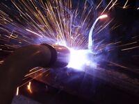 Welding service / Mobile welder cheep rates.
