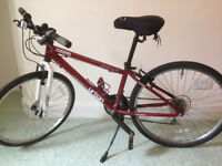 Cosmo Aluminium Bike Shimano Equipped
