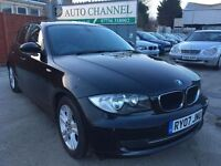 BMW 1 Series 2.0 120d SE 5dr£3,995 p/x welcome FREE WARRANTY. NEW MOT